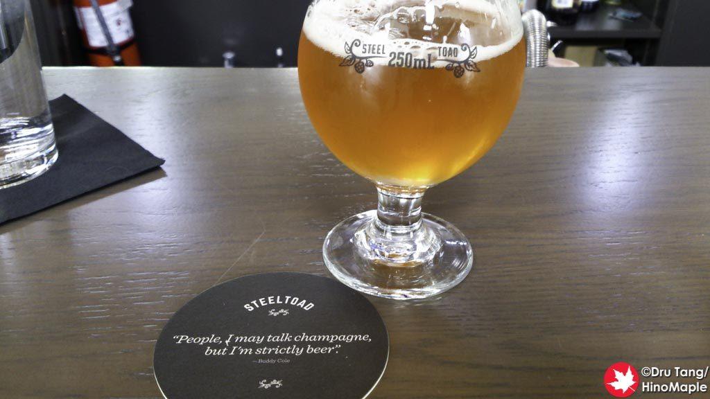 Steel Toad Brewery: Westcoast IPA
