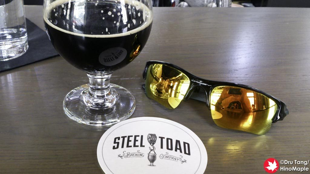 Steel Toad Brewery: Oatmeal Stout