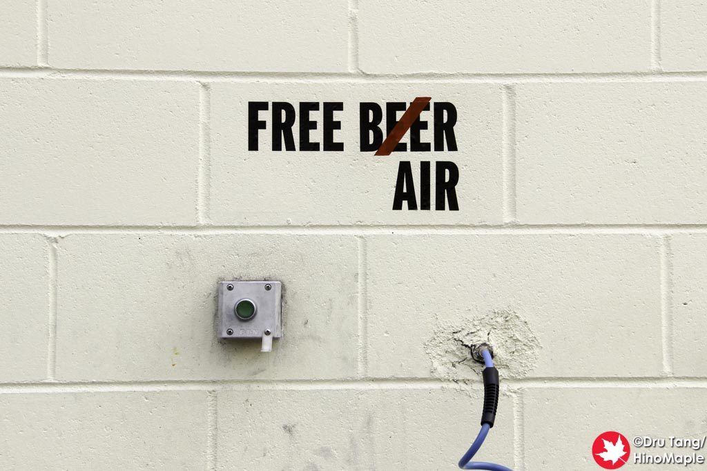 Free Beer... wait... not beer, AIR