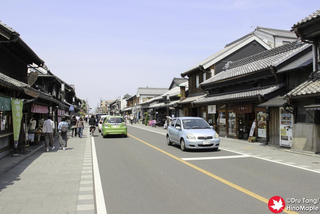 Kawagoe Warehouse District