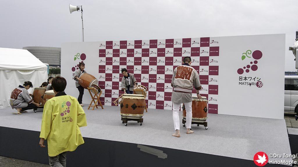 Nihon Wine Festival Stage