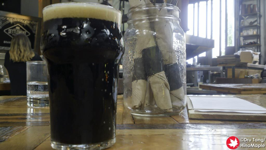 Postmark Brewing's Stout
