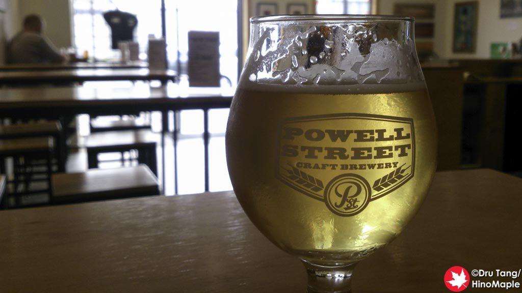 Powell Street: Grisette (Saison)