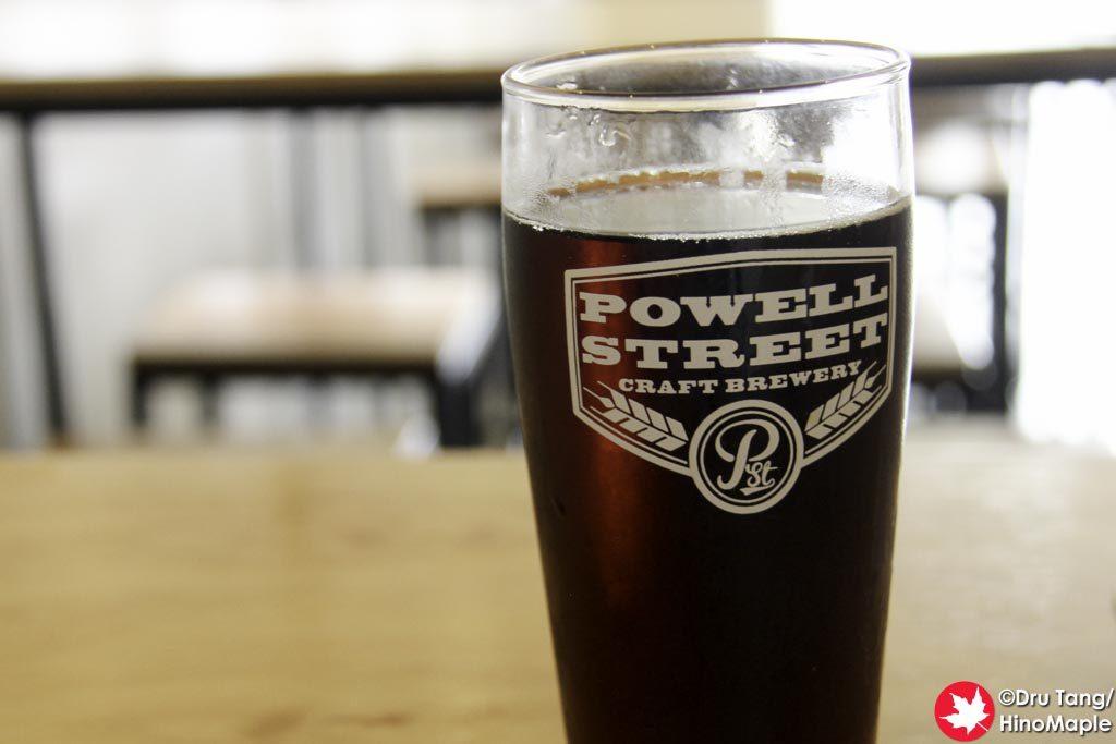 Powell Street: Dive Bomb Porter