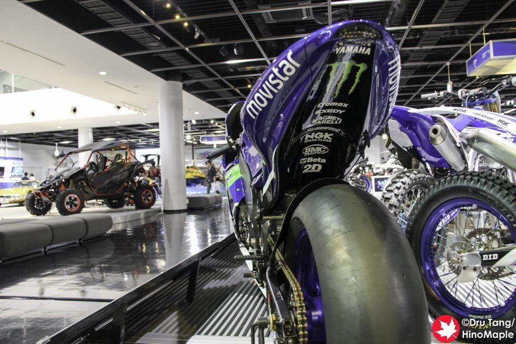 Valentino Rossi's 2015 M1