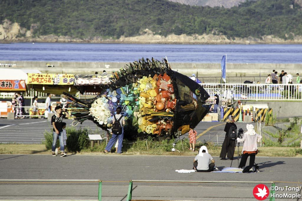 2016 Setouchi Triennale (Chinu - the Black Sea Bream of Uno)
