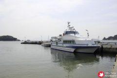 Oshima Harbour