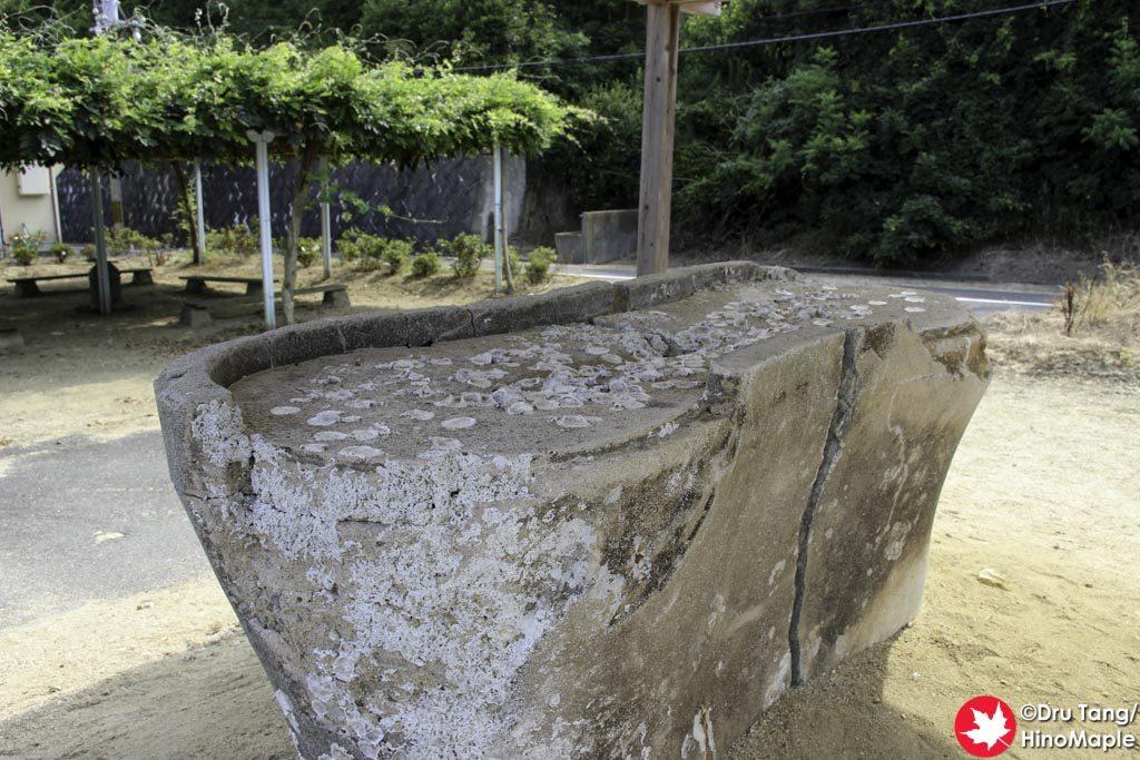 Altar on Oshima