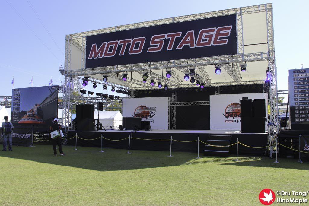 Moto Stage