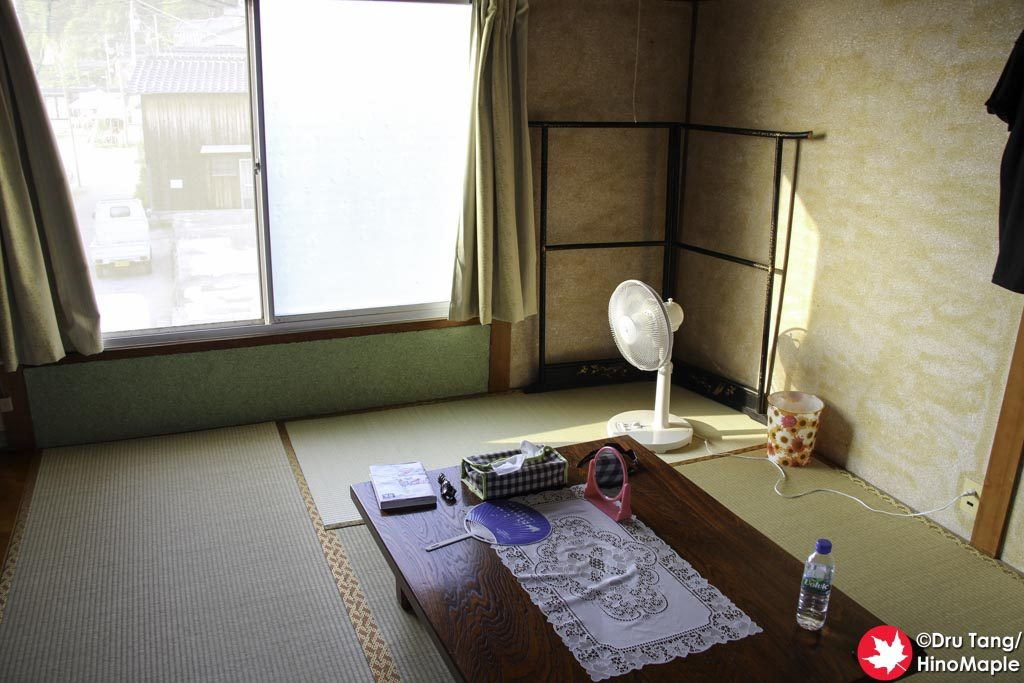 Bedroom in Marimoso Minshuku