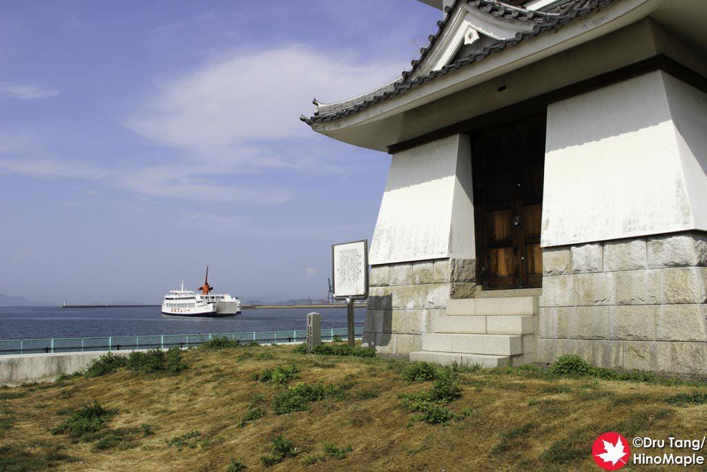 Coastal Turret/Watch Tower of Takamatsu Castle