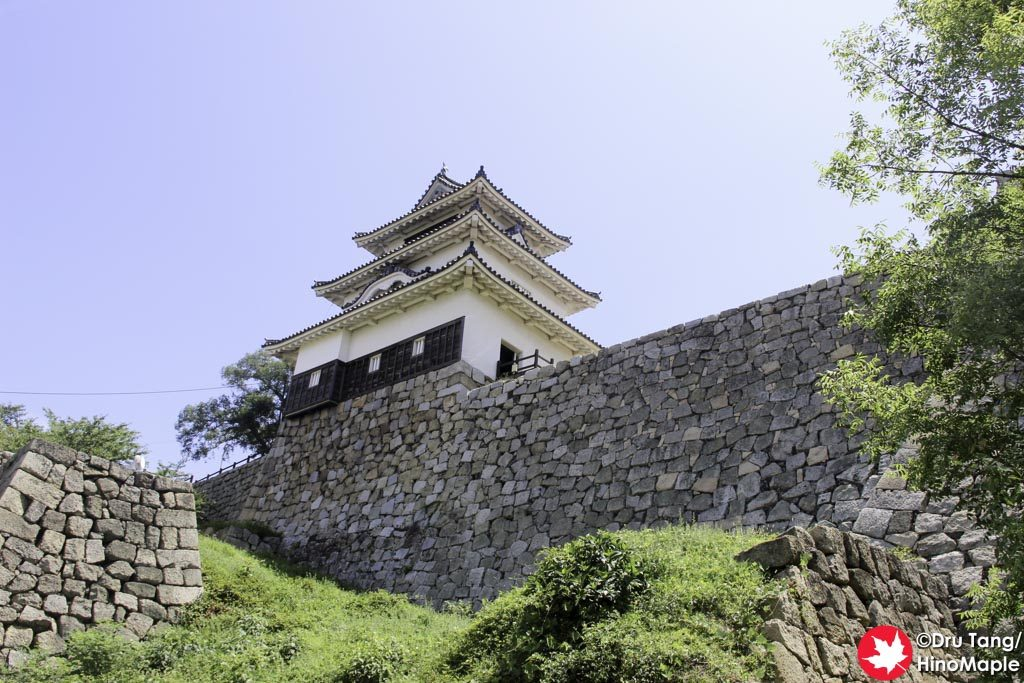 Secret Path to Marugame Castle