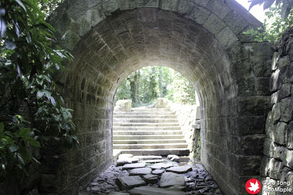 Under the Stone Bridge