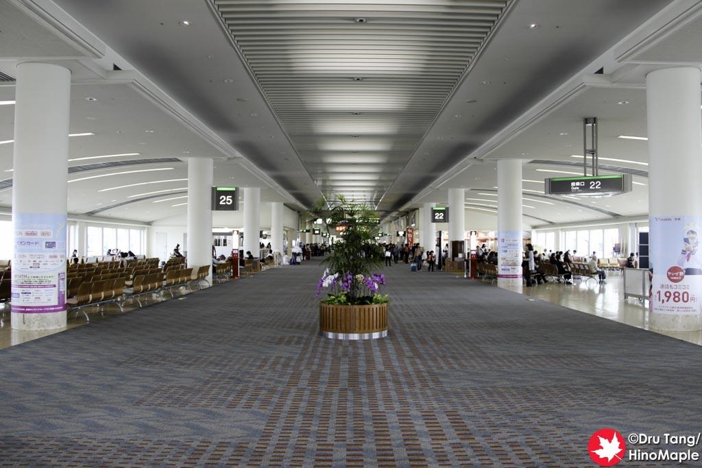 Naha Airport (Air Side)
