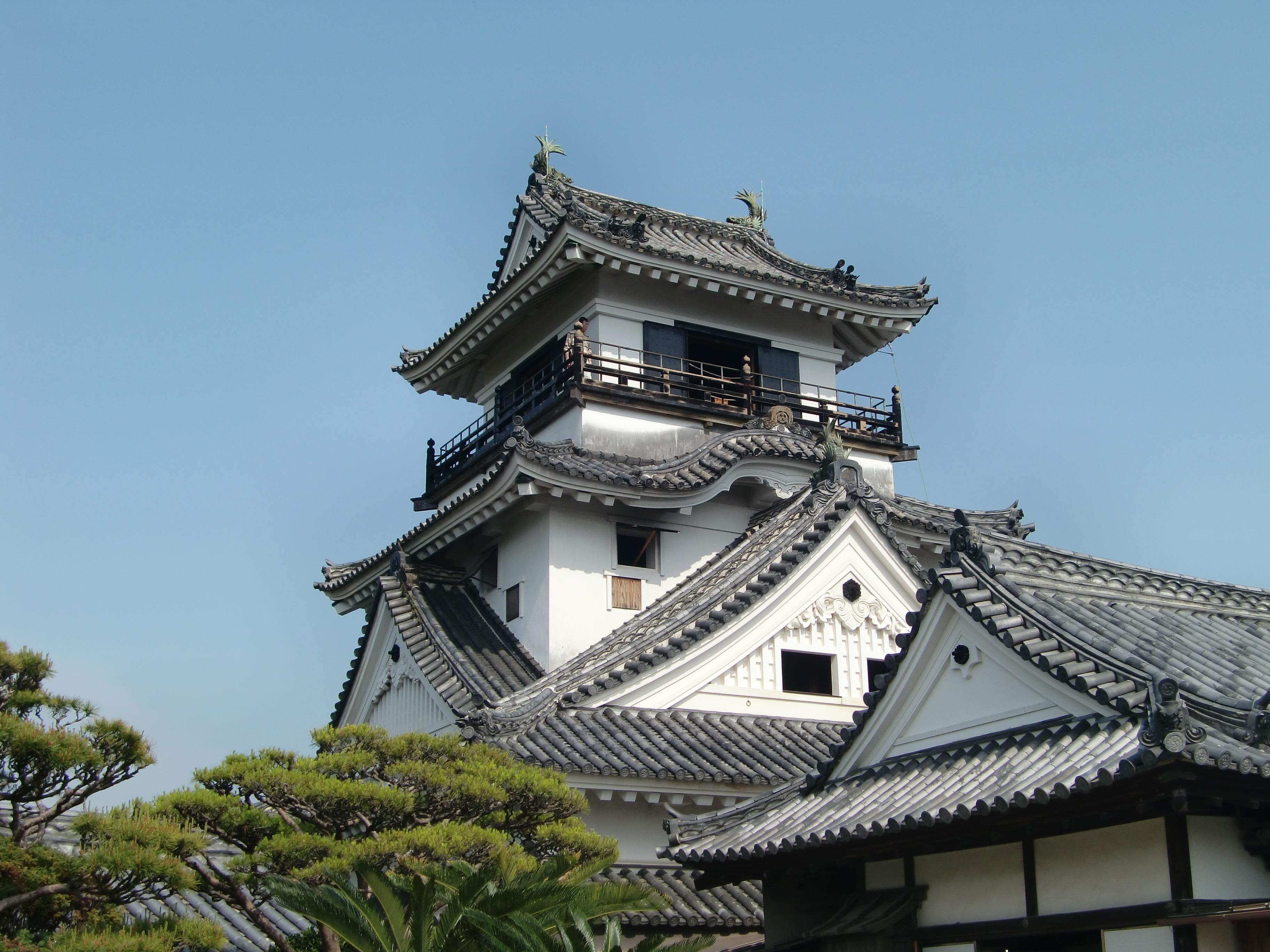 Kochi Castle (Shikoku)