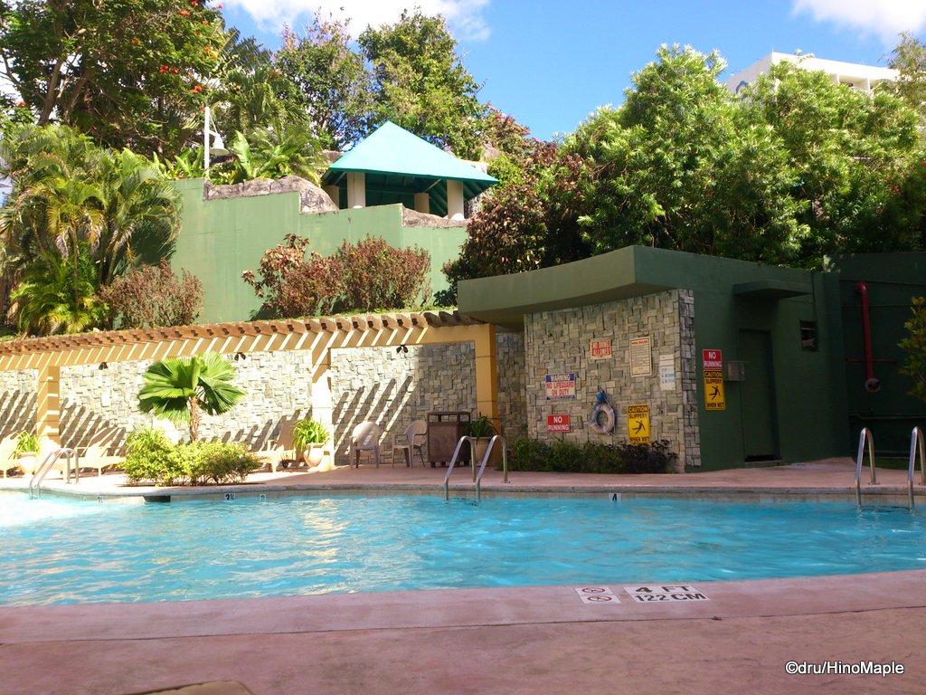 Guam Plaza Hotel Pool