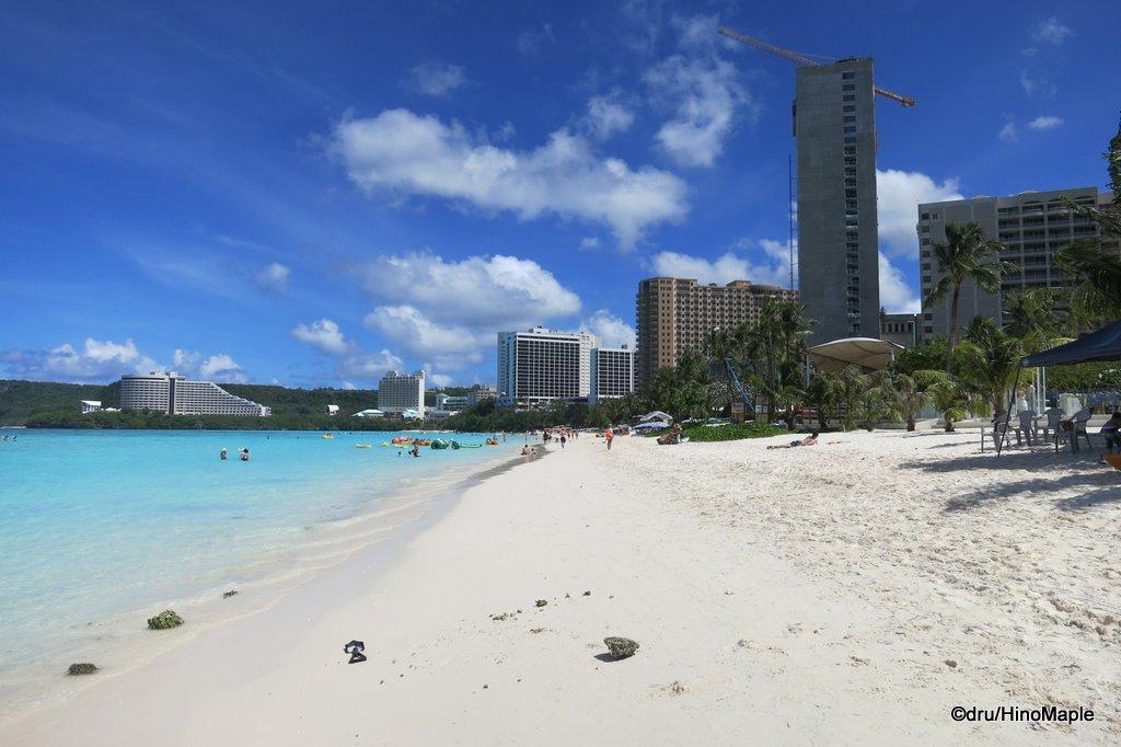 Tumon Beach Guam