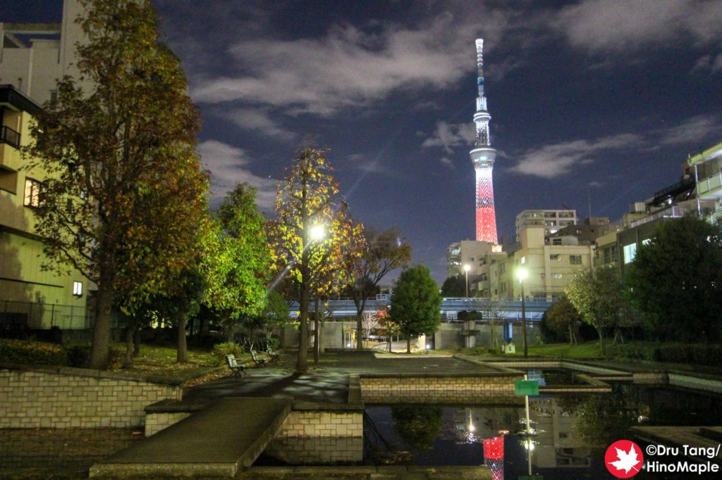 Tokyo Skytree - Candle Tree